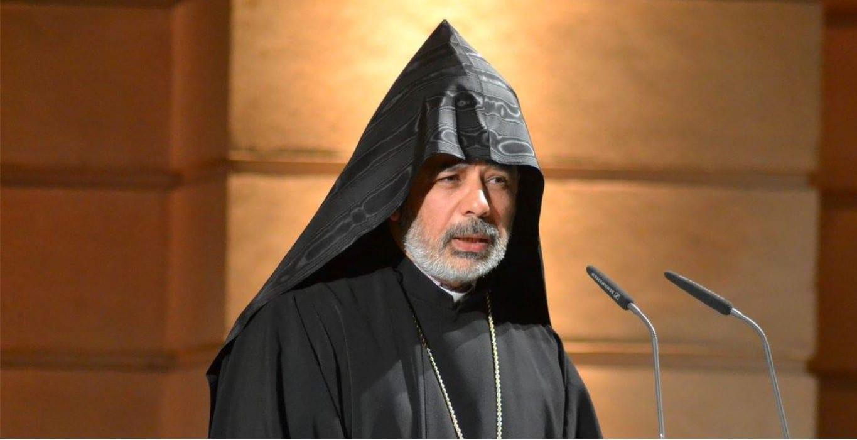 Bischof Serovpé verurteilt Angriffe