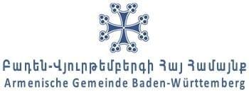 Armenische Gemeinde Baden-Württemberg Logo